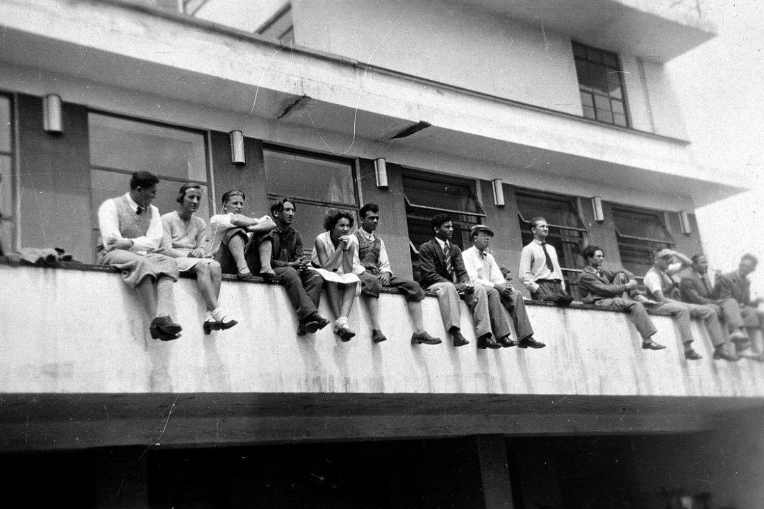 Bauhausmitglieder